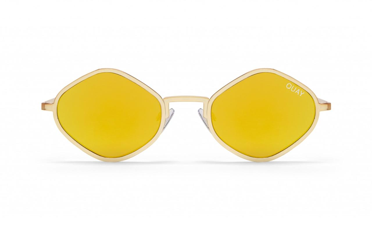 "<p>Kylie Jenner is a surefire hit for any brand. So it makes sense that cool sunglasses label Quay Australia asked the star to design a range of bright graphic glasses that'll be the envy of everyone around the pool.<br /><a rel=""nofollow"" href=""https://www.quayaustralia.co.uk/products/purple-honey""><i>Quay Australia, £55</i></a> </p>"