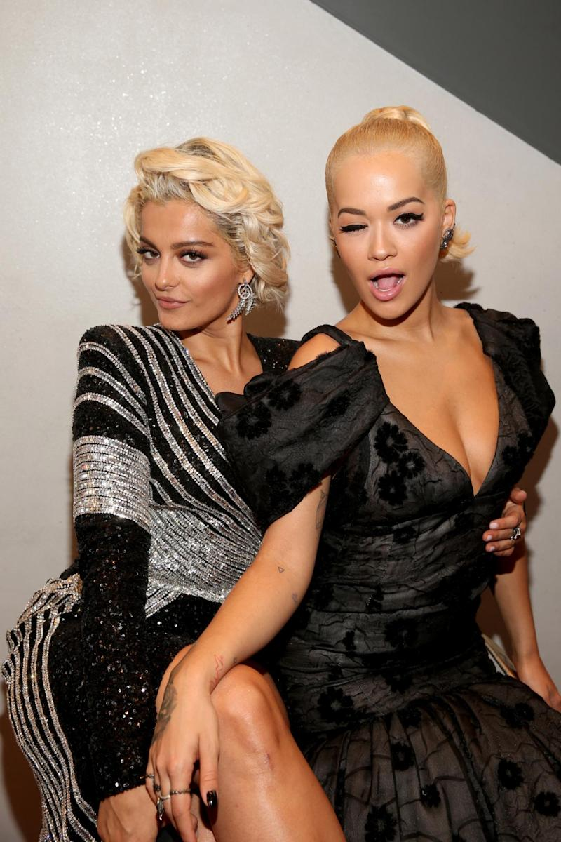 Pop superstar: Rita Ora at the American Music Awards (Getty Images for Aviation Gin)