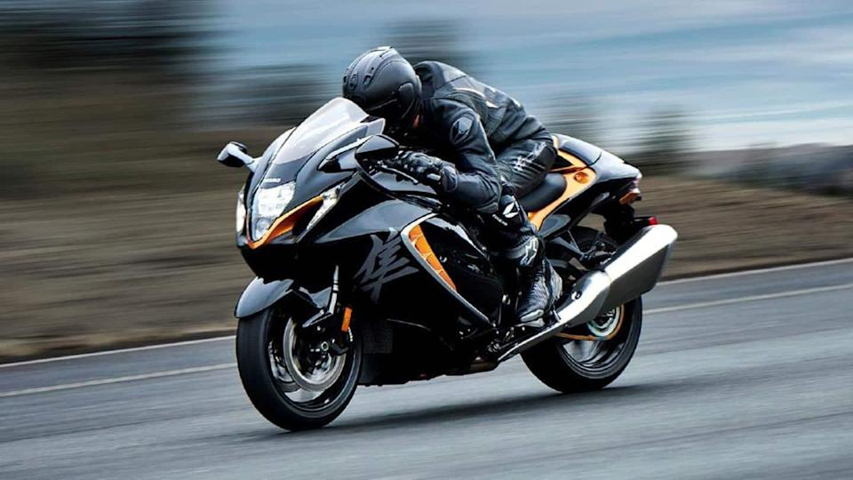 2021 Suzuki Hayabusa, with refreshed design and new features, unveiled