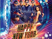 HAPPY NEW YEAR's first poster out; Shahrukh and I have had a dream partnership always, says Farah Khan