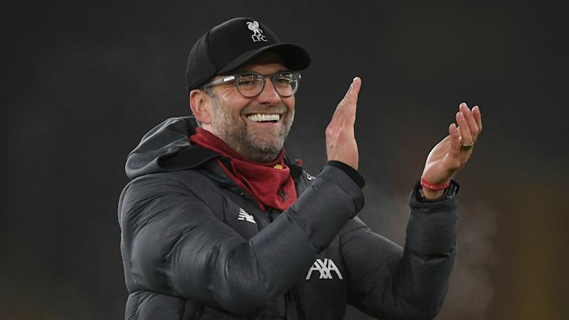 Liverpool boss Klopp scoops Premier League Manager of the Season award