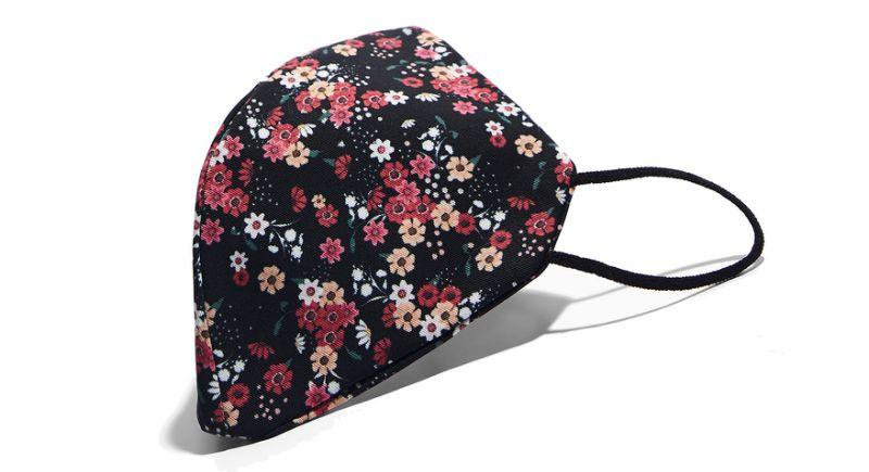 Topshop Floral Charity Face Covering