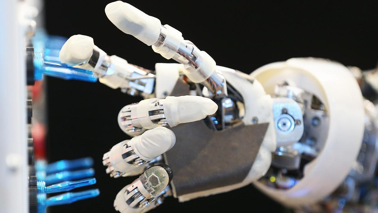 """<p>Video Transcript:</p>  <p>Many might be concerned with the data suggesting that robots are coming for our jobs. According to Carl B. Frey and Michael A. Osborne of Oxford University it is estimated that about 47% of total U.S. employment is at risk. But artificial intelligence is also breaking into our lives in other creepy and intrusive ways.</p>  <p>Starbucks   <ticker symbol=""""SBUX"""" type=""""EQUITY"""" primary=""""NO"""" /> is invading your stomach. This fall the company will roll out updates to its new Digital Flywheel, which is backed by artificial intelligence and incorporates real world factors such as time of day and weather to offer personalized suggestions. Meaning the app may know what you want before you do.</p>  <p>Disney   <ticker symbol=""""DIS"""" type=""""EQUITY"""" primary=""""NO"""" /> AI may come to a theater near you. The entertainment giant is using facial recognition AI to compile data about how audience members react to movies. This Factorised Variational Autoencoders (FVAEs) will allow the company to assess if a scene is getting the desired response. The technology has shown the ability to learn expressions and associate them with points in the movie. A test of the AI was used during 150 showings of 9 different movies and included 3,179 viewers. The AI was seemingly capable of telling how a viewer would react to a whole movie based on 10 minutes of observing their face</p>  <p>IBM   <ticker symbol=""""IBM"""" type=""""EQUITY"""" primary=""""NO"""" /> and Dr. Watson'scognitive computing could help assist doctors in identifying and treating cancer in the very near future. """"Now, with new machine learning models and computing grid models, diagnostics have improved - one field that has really accelerated has been computer vision, there's been greater specificity in detecting tumors in radiographs,"""" says Tom Eck, CTO of Industry Platforms. IBM has been making key acquisitions to help train Watson. The company has spent more than $4 billion buying companies that gather and examine healthcare d"""