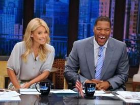 'Live's Michael Strahan Adds ABC's 'Good Morning America' To His Schedule; Kelly Ripa Staying Put
