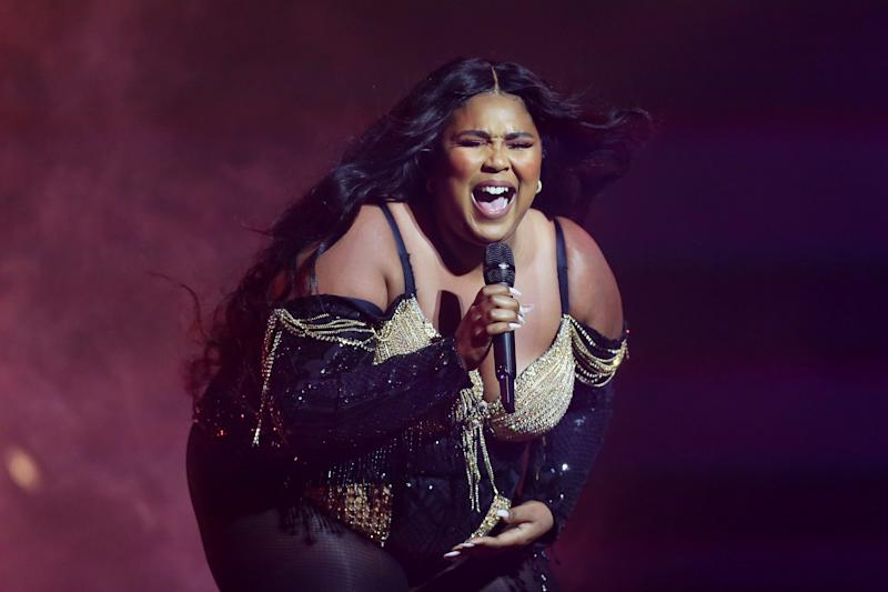 "Lizzo received the most Grammy nominations this year, with eight, including album (""Cuz I Love You""), record and song (""Truth Hurts"") of the year."