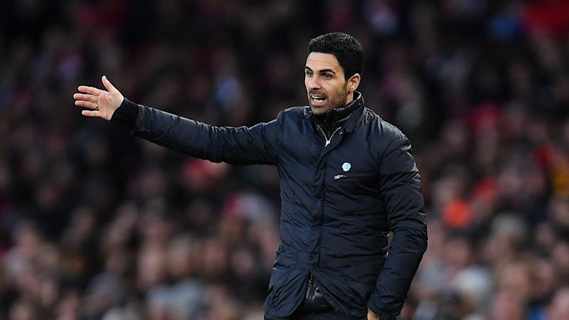 I want the best for Manchester City - Arteta 'not conflicted' by UEFA ban