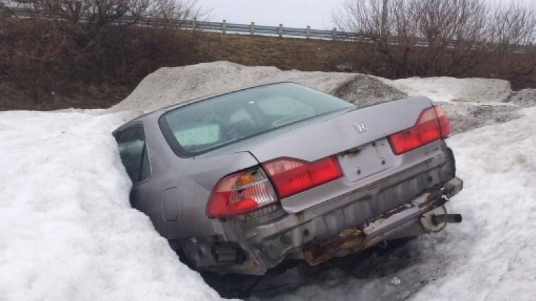 Don't take off those winter tires just yet, warns AMA
