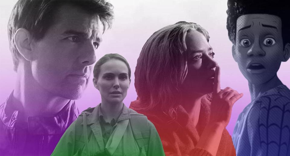 <p>Over 50 films made the Yahoo Movies UK long list, with critically-acclaimed titles such as <i>Black Panther</i>, <i>First Man</i>, and <i>Creed II</i> narrowly missing out on places in the top 20. Click through to find out what made the number 1 spot. </p>