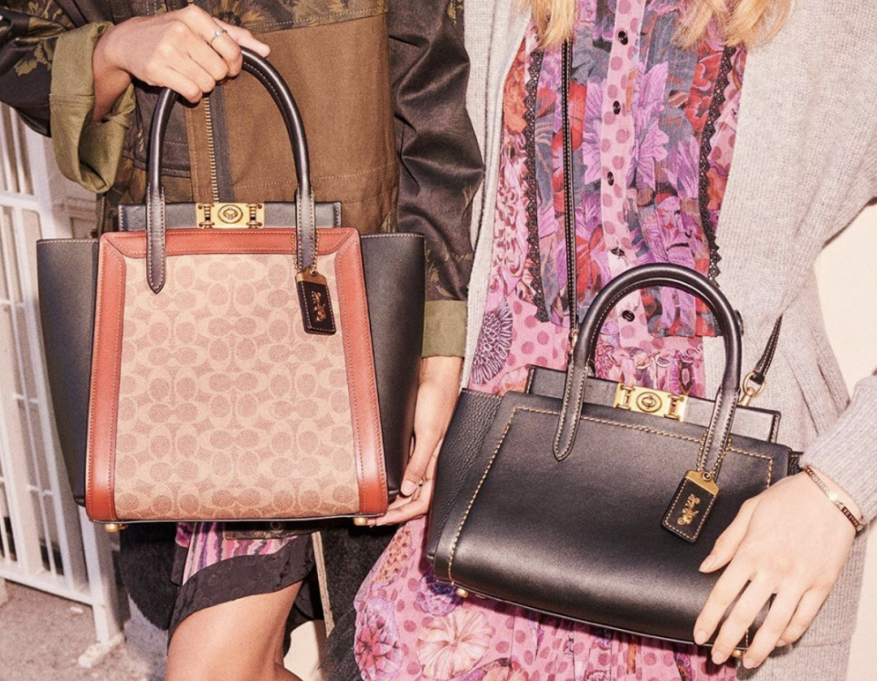 Coach's Cyber Monday sale features some of our favorite designs at half off. (Photo: Coach Instagram)