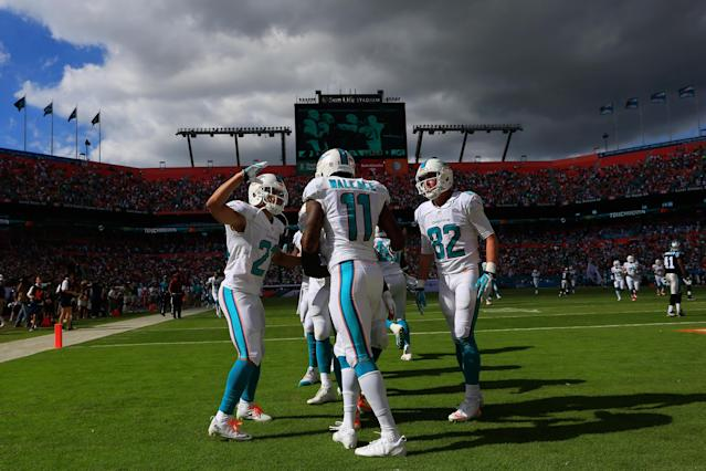 With a new offensive system, Miami looks like a nice source for late-round fantasy gems.
