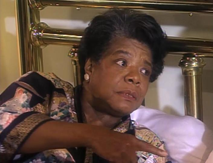 <i><strong>Maya Angelou</strong></i><br />It's one of the most important lessons Oprah ever learned from Maya Angelou. &quot;If a person says to you, 'I'm selfish,' or, 'I'm mean,' or, 'I am unkind,'&amp;hellip; believe them,&quot; Angelou advised in 1997. &quot;They know themselves much better than you do.&quot;