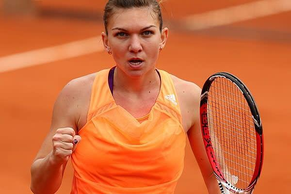 Halep at the 2014 French Open Pic: Getty