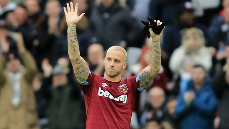 Pellegrini waiting on Arnautovic decision after apparent goodbye wave to West Ham