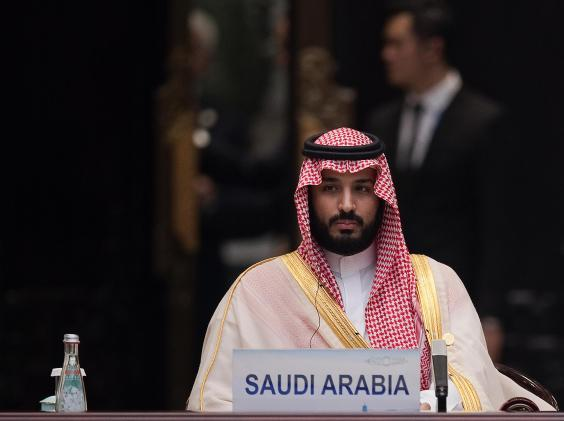 Crown Prince of Saudi Arabia Mohammad Bin Salman controls the Public Investment Fund (Getty)