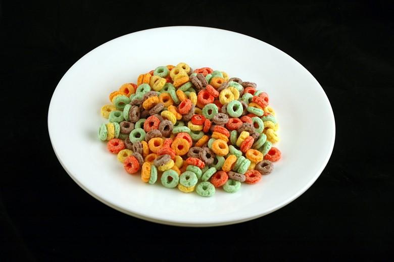 """<div class=""""caption-credit""""> Photo by: Wisegeek.com</div>Fruit Loops are a childhood favorite, but once you add milk you've gone way over the calorie count. <br>"""