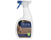 """<p><strong>Bona</strong></p><p>amazon.com</p><p><a href=""""https://www.amazon.com/dp/B0019BGM60?tag=syn-yahoo-20&ascsubtag=%5Bartid%7C2139.g.32145429%5Bsrc%7Cyahoo-us"""" rel=""""nofollow noopener"""" target=""""_blank"""" data-ylk=""""slk:BUY IT HERE"""" class=""""link rapid-noclick-resp"""">BUY IT HERE</a></p><p>This residue-free, fast-drying formula gently removes dust, dirt, and grime from your hardwood floor. Just spray and mop—you'll be good to go! </p>"""