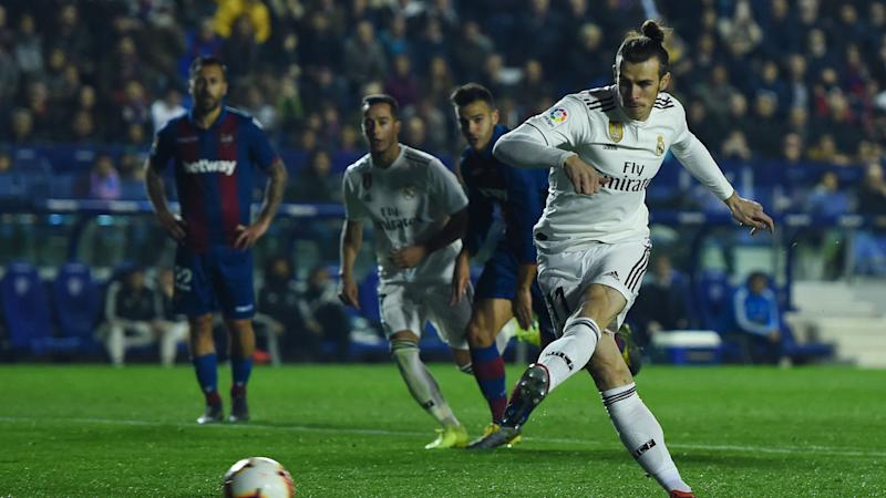 Gareth Bale escapes ban over provocative gesture in Real Madrid's derby victory