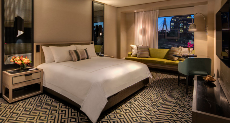 King Superior room at The Star Grand Hotel and residences