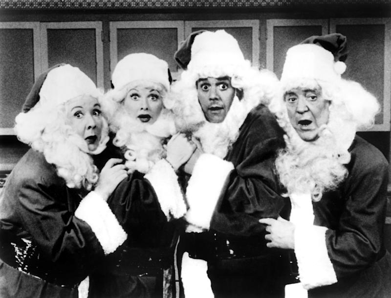 Image result for i love lucy christmas