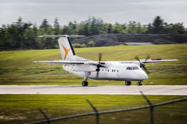 Newfoundland and Labrador carrier PAL Airlines will fly as far as Ottawa starting this summer. (Submitted by PAL Airlines - image credit)