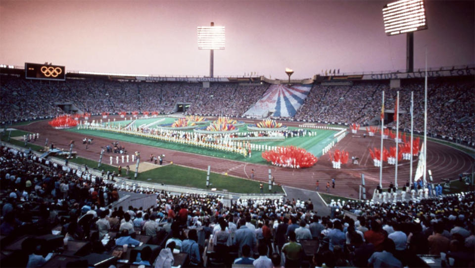The 1980 Moscow Games were marked by the biggest boycott in Olympic history (Jean-Yves Ruszniewski/TempSport/Corbis/VCG via Getty Images)