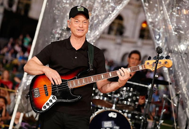 Celebs thank Gary Sinise for supporting veterans in video