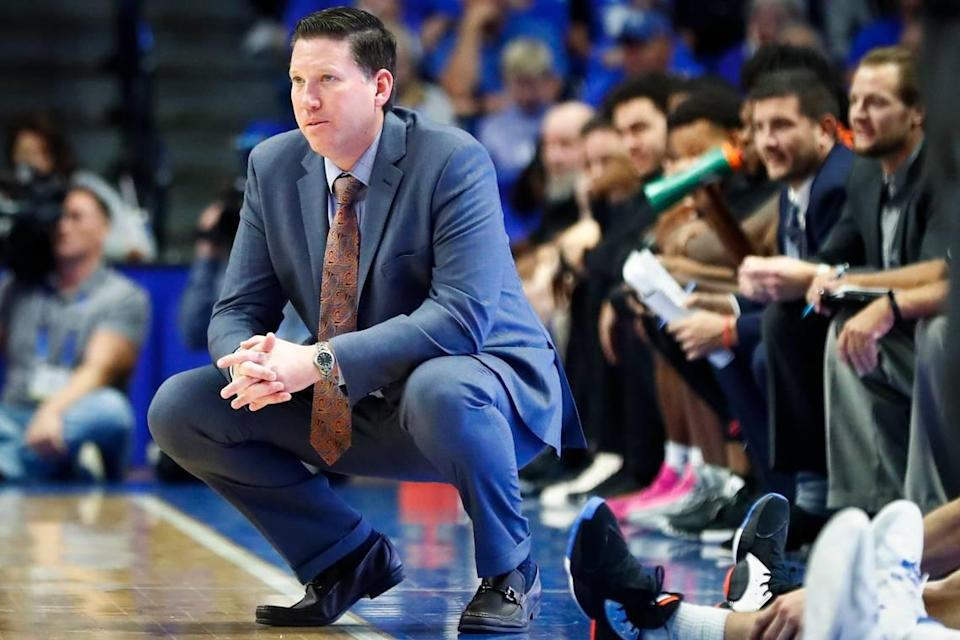 """Current Georgetown men's basketball coach Chris Briggs says the late Bob Davis, an ex-coach at both Georgetown College and Auburn, was """"a friend and a mentor."""" Davis died in March at 93."""