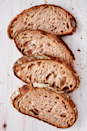 """<p>Now that you have all that <a href=""""https://www.delish.com/cooking/recipe-ideas/a25800142/how-to-make-sourdough-starter/"""" rel=""""nofollow noopener"""" target=""""_blank"""" data-ylk=""""slk:sourdough starter"""" class=""""link rapid-noclick-resp"""">sourdough starter</a>, send someone a fresh loaf of bread! </p><p>Get the recipe from <a href=""""https://www.delish.com/cooking/recipe-ideas/a25810151/how-to-make-sourdough-bread-recipe/"""" rel=""""nofollow noopener"""" target=""""_blank"""" data-ylk=""""slk:Delish"""" class=""""link rapid-noclick-resp"""">Delish</a>. </p>"""