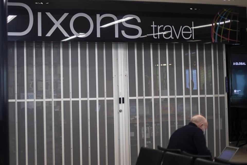 Dixons Travel (PA Wire)
