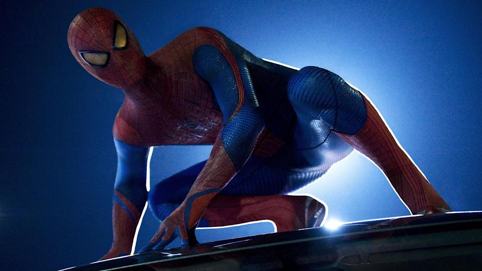 The Amazing Spiderman Marvel movie