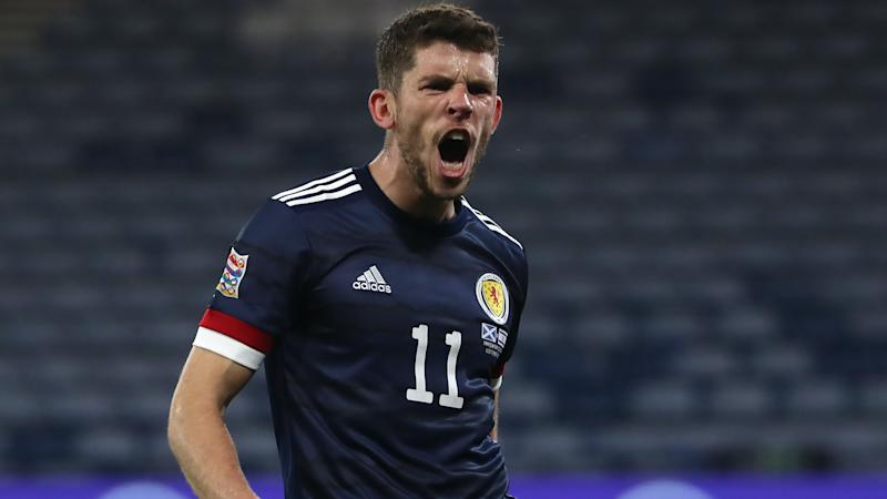 Scotland pegged back by Israel in Nations League opener