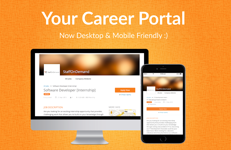 Mobile-friendly_career_portal staffondemand