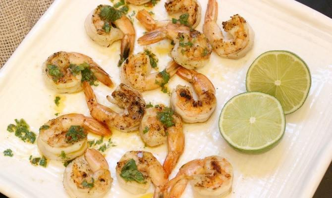 """<p>Add a massive punch of flavor to grilled shrimp with this sauce made with cilantro, chili pepper sauce and lime juice. Put on tacos or serve over a bed of <a href=""""https://www.thedailymeal.com/recipes/coconut-brown-rice-thai-recipe?referrer=yahoo&category=beauty_food&include_utm=1&utm_medium=referral&utm_source=yahoo&utm_campaign=feed"""" rel=""""nofollow noopener"""" target=""""_blank"""" data-ylk=""""slk:coconut rice"""" class=""""link rapid-noclick-resp"""">coconut rice</a>.</p> <p><a href=""""https://www.thedailymeal.com/recipes/grilled-shrimp-cilantro-chili-sauce-recipe?referrer=yahoo&category=beauty_food&include_utm=1&utm_medium=referral&utm_source=yahoo&utm_campaign=feed"""" rel=""""nofollow noopener"""" target=""""_blank"""" data-ylk=""""slk:For the Grilled Shrimp With Cilantro-Chili Sauce recipe, click here."""" class=""""link rapid-noclick-resp"""">For the Grilled Shrimp With Cilantro-Chili Sauce recipe, click here.</a></p>"""
