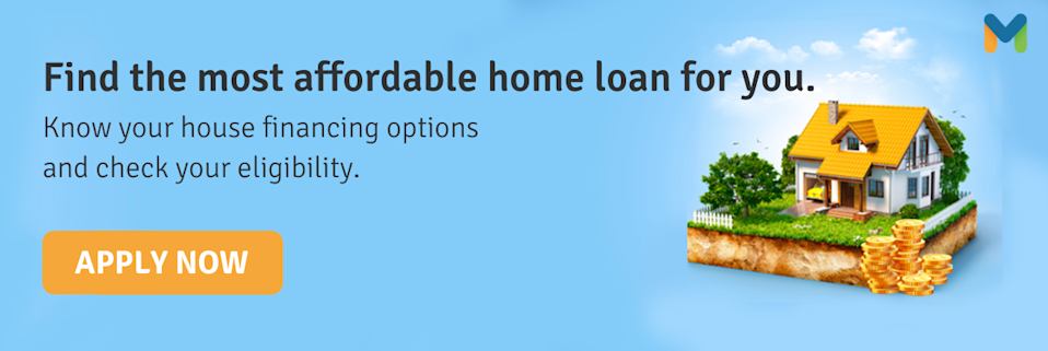 Find the most affordable home loan in the Philippines.