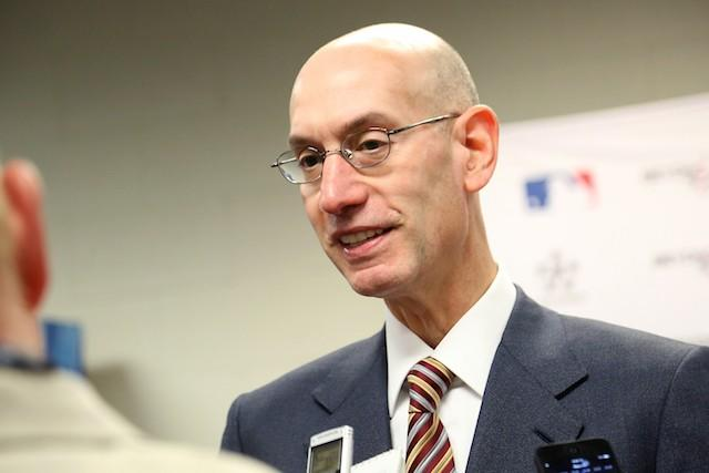 Adam Silver, NBA Commissioner, Hopes To Recruit The League's First Female Head Coach