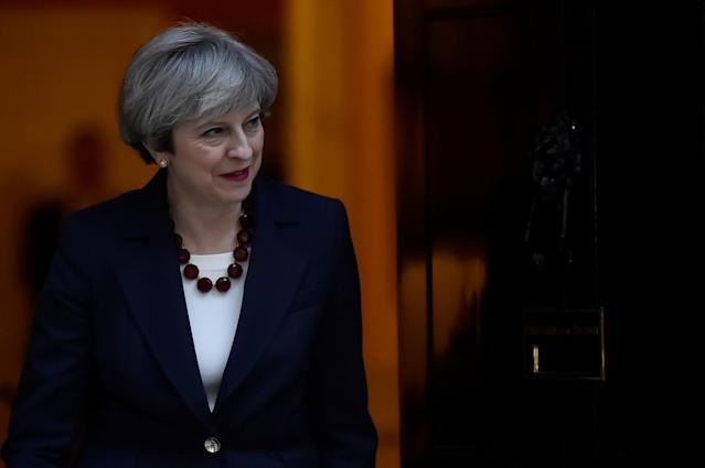 <p>No. 18: Theresa May, Prime Minister of United Kingdom<br>Salary: $185,962 (144,000 pounds)<br>(Reuters) </p>