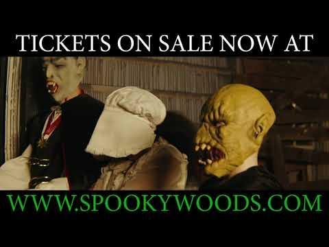 """<p><strong>Location: </strong>Archdale NC<br><strong>General admission price:</strong> $30-35, $55 for VIP and $70 to skip the long lines</p><p>Look, it's right there in the name: This is haunted ground. """"From the moment you arrive on Kersey Valley property, you are fair game to each and every haunted creature residing here,"""" the <a href=""""https://spookywoods.com/themed-sets/"""" rel=""""nofollow noopener"""" target=""""_blank"""" data-ylk=""""slk:site warns."""" class=""""link rapid-noclick-resp"""">site warns.</a> The tour offers a veritable small town of hair-raising sets, and actors in <a href=""""https://spookywoods.com/gallery/"""" rel=""""nofollow noopener"""" target=""""_blank"""" data-ylk=""""slk:admirably-detailed costumes"""" class=""""link rapid-noclick-resp"""">admirably-detailed costumes</a>. </p><p><a class=""""link rapid-noclick-resp"""" href=""""https://spookywoods.com/spookywoods-haunted-house/"""" rel=""""nofollow noopener"""" target=""""_blank"""" data-ylk=""""slk:Buy Tickets"""">Buy Tickets</a></p><p><a href=""""https://youtu.be/Tv35Z2LOwLM"""" rel=""""nofollow noopener"""" target=""""_blank"""" data-ylk=""""slk:See the original post on Youtube"""" class=""""link rapid-noclick-resp"""">See the original post on Youtube</a></p>"""