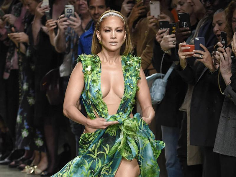 Jennifer Lopez's stylist urged her not to wear iconic Versace gown