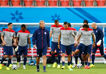 The United States can clinch a spot in the knockout round with a victory over Portugal. (Getty Images)