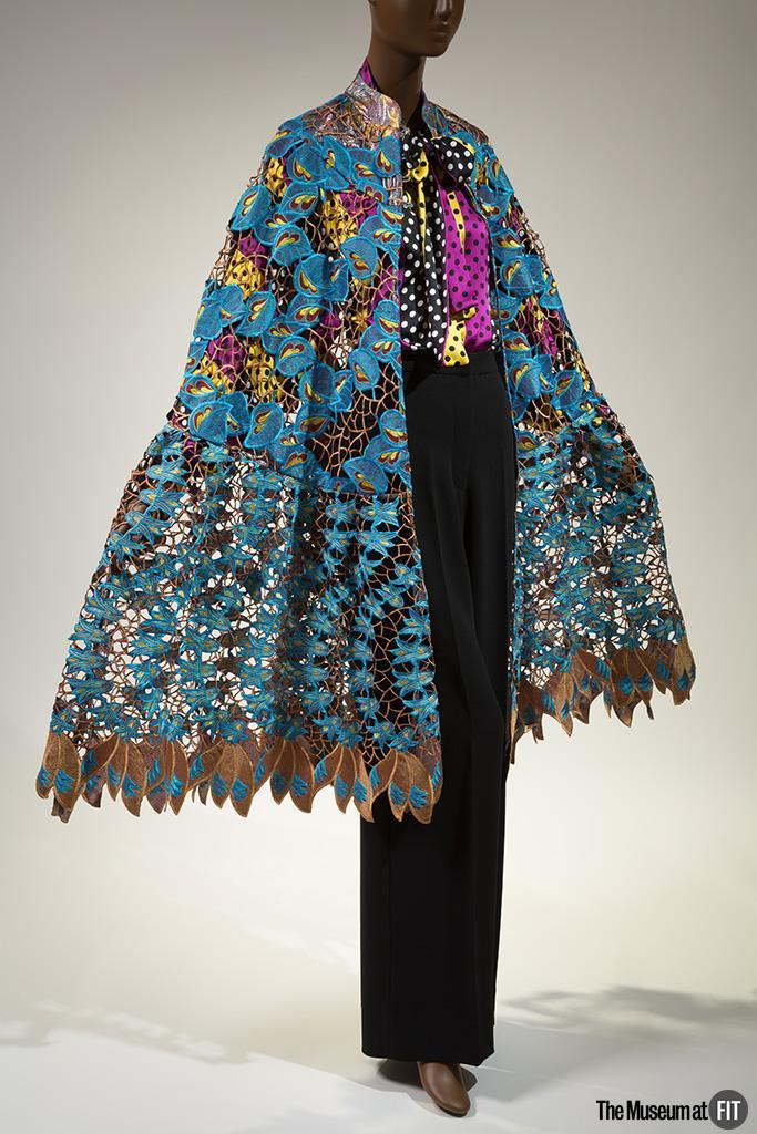 Duro Olowu Ensemble at Museum at FIT