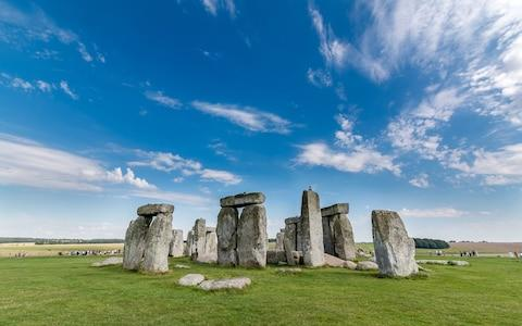 The section of the A303 running alongside Stonehenge is a notorious bottleneck for holidaymakers - Credit: Andrew Badger / EyeEm