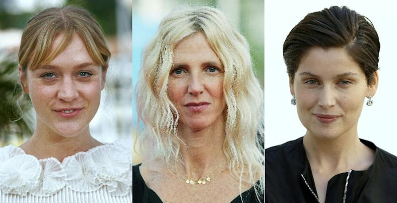 US actress Chloe Sevigny, French actress Sandrine Kiberlain and French model and actress Laetitia Casta will make their directorial debuts at the Cannes film festival, organisers said on April 18, 2016