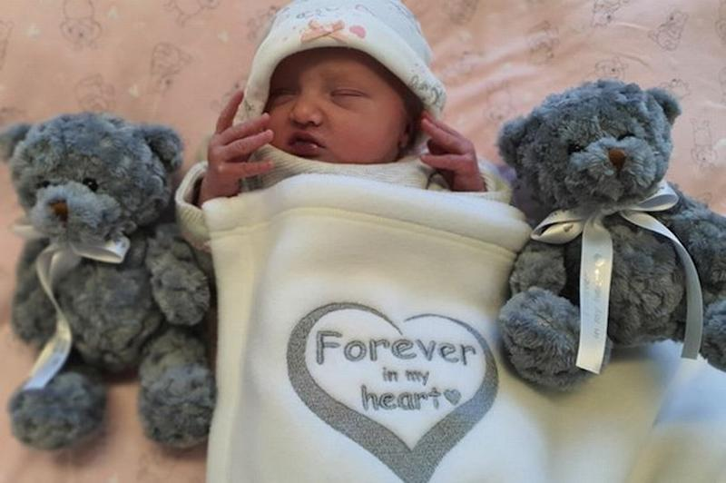 Keira Mae died aged just four months. (Reach/Yorkshire Live/MEN Media)