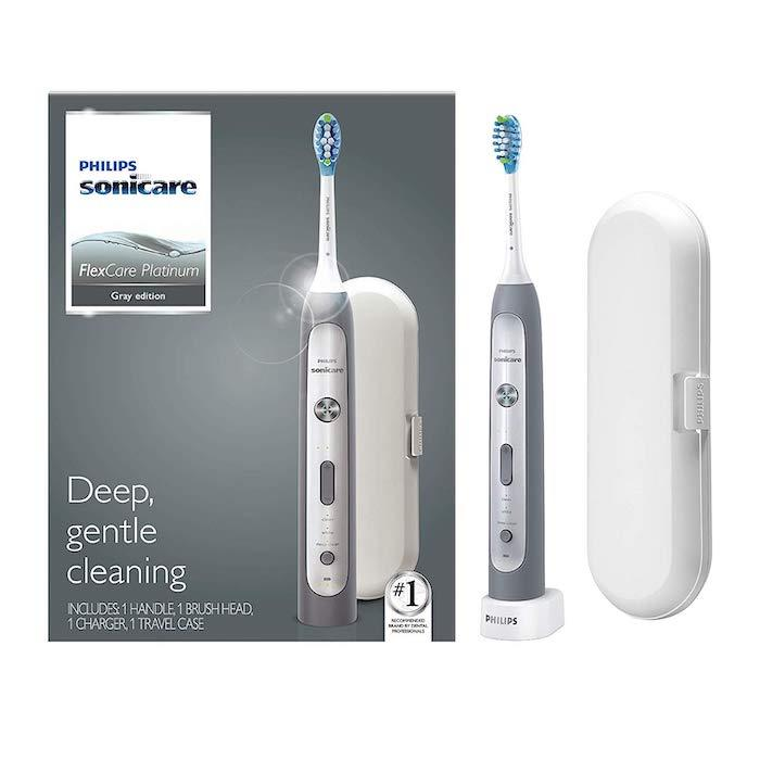 A traveling case means you can get your deep-cleaning fix wherever you roam. (Photo: Amazon)