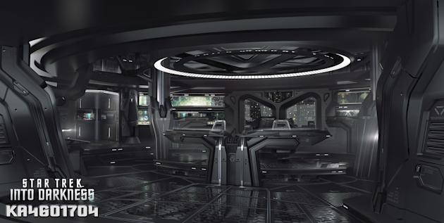 Exclusive concept art from Paramount Pictures' 'Star Trek Into Darkness.' Click to enlarge