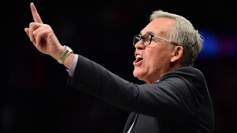 Pacers eyeing Mike D'Antoni as replacement coach after firing Nate McMillan