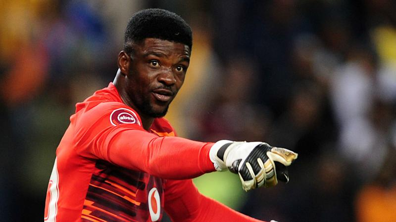 Akpeyi's agent claims 'some people' dragging Kaizer Chiefs keeper's name in the mud