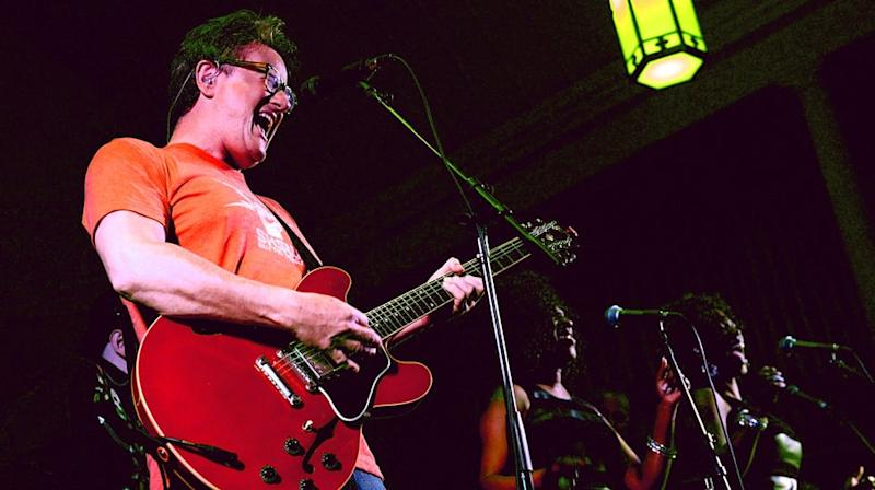 Joe Scarborough: The Soundtrack of My Life, From Beatles to