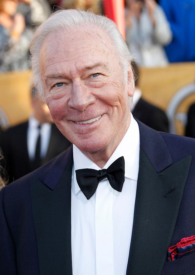 """Plummer first made a name for himself in """"<a href=""""http://movies.yahoo.com/movie/1800119695/info"""">The Sound of Music</a>"""" but he's since left the lederhosen behind and has recently starred in """"<a href=""""http://movies.yahoo.com/movie/1808745190/info"""">Up</a>"""", """"<a href=""""http://movies.yahoo.com/movie/1810022042/info"""">The Last Station</a>"""" and the upcoming sci-fi epic """"<a href=""""http://movies.yahoo.com/movie/1800241421/info"""">Priest</a>."""""""