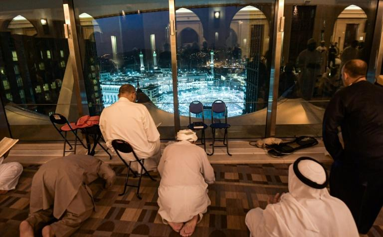 "Luxury hotels in Saudi Arabia's Mecca cater to super wealthy hajj pilgrims who dream of seeing the Kaaba holy site from their rooms ""24-hours a day"""